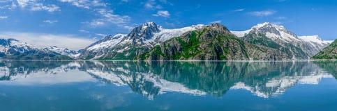 Kenai Fjords panorama
