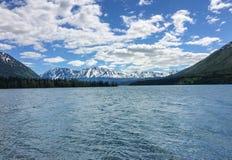 Kenai jezioro Alaska Fotografia Royalty Free