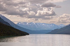 Kenai Lake Royalty Free Stock Images