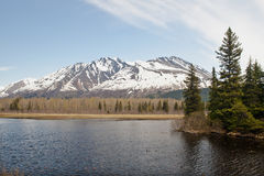 Kenai Peninsula Royalty Free Stock Image