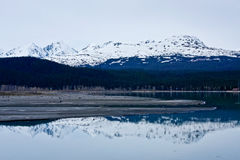 Kenai Reflections Stock Photography