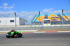 Kenan Sofuoglu on Race Day Stock Photography