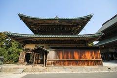 Kenchoji寺庙,镰仓,日本 免版税库存图片