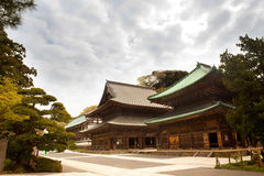 Kenchoji temple, Kamakura Royalty Free Stock Photography