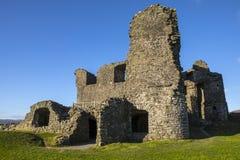 Kendal城堡在Cumbria 免版税图库摄影