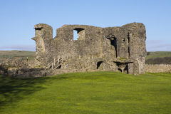 Kendal Castle in Cumbria Royalty Free Stock Images