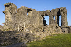 Kendal Castle in Cumbria Royalty Free Stock Image