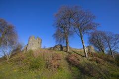 Kendal Castle in Cumbria Stock Photo