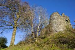 Kendal Castle in Cumbria Stock Image