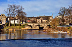 kendal milller γεφυρών Στοκ φωτογραφίες με δικαίωμα ελεύθερης χρήσης