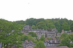 Kendal town Royalty Free Stock Photo