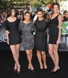 Kendall Jenner,Kim Kardashian,Kourtney Kardashian,Kylie Jenner Stock Images