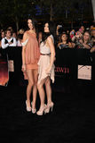 Kendall Jenner, Kylie Jenner Royalty Free Stock Images