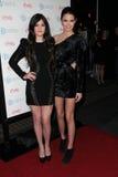 Kendall Jenner, Kylie Jenner Стоковое Изображение RF