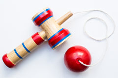 Kendama Obrazy Royalty Free