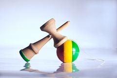 Kendama toy 1 Stock Photography