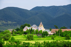 Kendeffy Castle In Transylvania Romania Royalty Free Stock Images