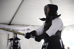 Kendo 1 Royalty Free Stock Image
