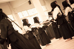 Kendo royalty free stock images