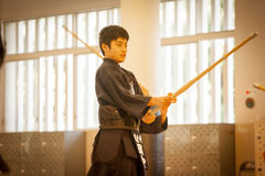 Kendo Stock Photography
