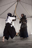 Kendo Demo Royalty Free Stock Photography