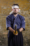 Kendo förlage Royaltyfri Bild