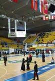 Kendo match Royalty Free Stock Photos