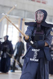 Kendo sport Stock Photos