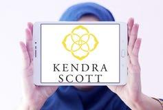 Kendra Scott Design-embleem Royalty-vrije Stock Afbeelding