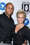 Kendra Wilkinson, Hank Baskett Royalty Free Stock Image