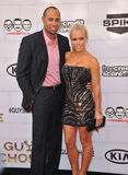 Kendra Wilkinson & Hank Baskett Stock Photo