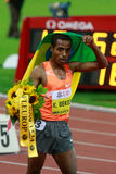 Kenenisa Bekele Stock Image