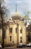 Kenesa,维尔纽斯,立陶宛 免版税图库摄影