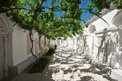 Kenesa de Karaite. Yevpatoriya, Crimée. images libres de droits