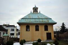 Kenesa di Karaim, Lituania Immagini Stock Libere da Diritti