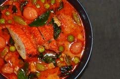 KENG-HUSDJURPED YANG Thaifood royaltyfri fotografi