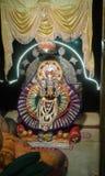 kengneshvaridevi (den hinduiska gudinnan) Arkivfoto
