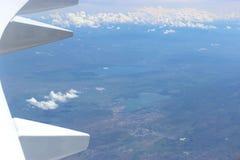 Kenia-Landschaft stockbild