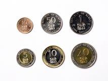 Kenia-Schillinge lizenzfreie stockfotografie