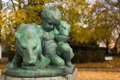 Kenigsberg-Kaliningrad zoo Royaltyfri Fotografi