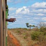 Kenijczyka pociąg Fotografia Stock