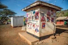 Kenijscy wybory w 2017, Kenja, Afryka Fotografia Royalty Free
