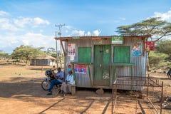 Kenijscy wybory w 2017, Kenja, Afryka Obraz Stock
