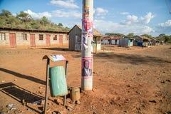 Kenijscy wybory w 2017, Kenja, Afryka Zdjęcie Stock