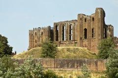 Kenilworth城堡 免版税库存图片