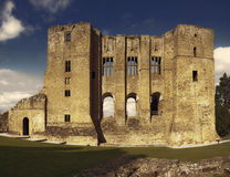 Kenilworth castle Stock Image