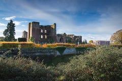 Kenilworth Castle Warwickshire στοκ φωτογραφίες με δικαίωμα ελεύθερης χρήσης