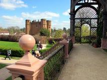 Kenilworth Castle, Warwickshire. Stock Photo