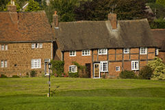 Kenilworth cottages Stock Photography