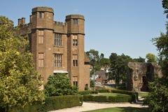 Kenilworth slott Royaltyfria Bilder